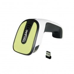 Bezprzewodowy czytnik kodów kreskowych 2.4G Bluetooth kabel USB sensor Toshiba 2500 dpi