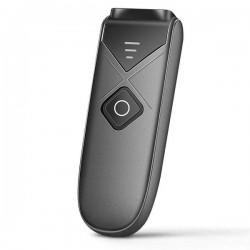 Maleńki czytnik kodów kreskowych 1D 2D QR bezprzewodowy Bluetooth i 2.4G microQR Aztec MaxiCode
