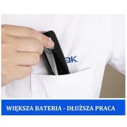 Kieszonkowy Bezprzewodowy 2.4G Bluetooth kabel mini czytnik kodów kreskowych 1D i 2D QR Aztec 2