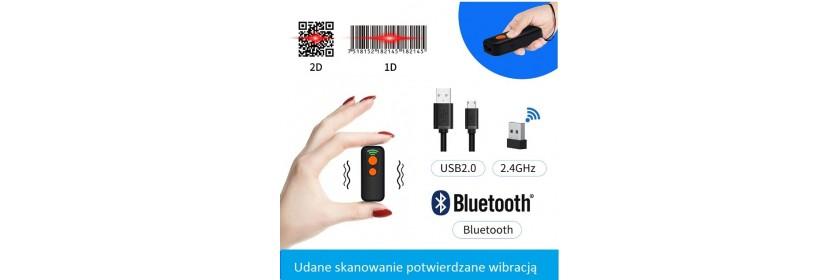 Kabel + 2.4G + Bluetooth (3 w 1)
